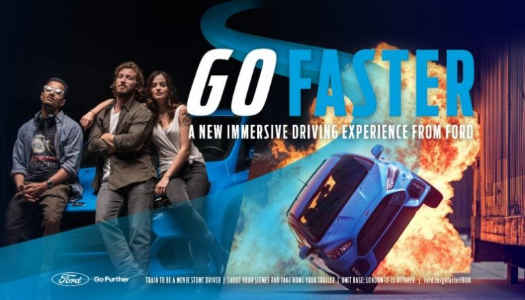 Ford – 'Go Faster'
