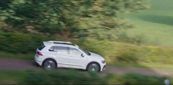 VW Tiguan – The Second Speech