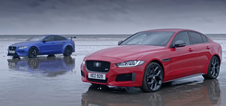 Jaguar XE – Two Cars One DNA